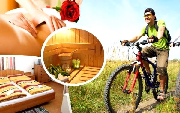 Relaxace, wellness, výlety a romantika - to vše si užijete při pobytu v srdci Českomoravské vrchoviny pro 2 osoby na 3 až 8 dní s polopenzí a masáží. Těšte se na privátní vířivku, finskou nebo infra saunu a krásu přírody na rozhraní CHKO Žďárské vrchy a Ž