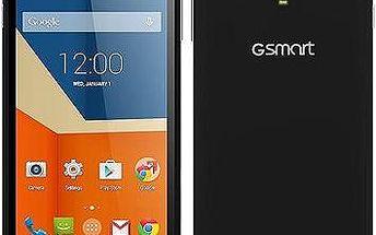 GIGABYTE GSmart Essence Black Dual SIM