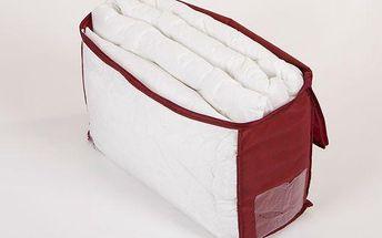 Přikrývka z dutého vlákna 140 x 200 cm - vhodné i pro alergiky a malé děti!