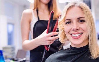 Kompletní střih či nová barva pro všechny délky vlasů