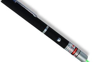 Extrémně svítivý laser - 4 výměnné hlavice