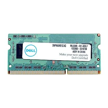 Dell SO-DIMM 4GB DDR3 1600 MHz