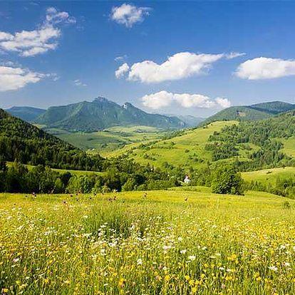 Léto na Slovensku pro dva i celou rodinu