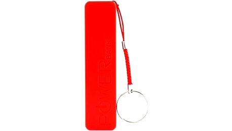 Xlayer Powerbank Colour Line 2600mAh červená