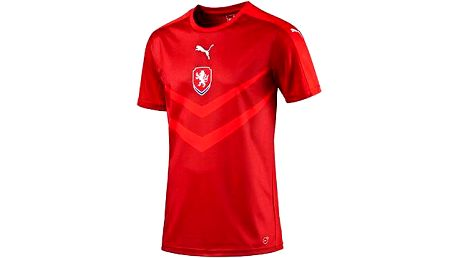 Puma Czech Republic Home B2B Shirt chili pepper L