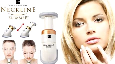 Neckline Slimmer - Přístroj pro zbavení druhé brady