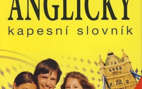 Anglický kapesní slovník (A-Č, Č-A) INFOA/plast