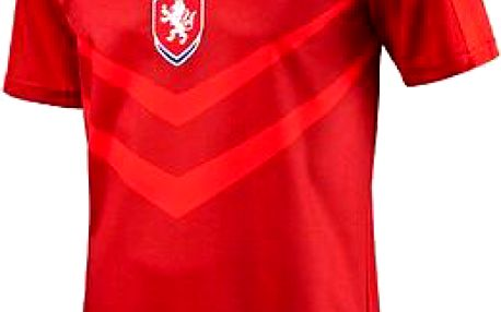 Puma Czech Republic Home B2B Shirt chili pepper 152