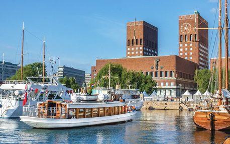 3 země za 5 dní – Kodaň, Göteborg a Oslo