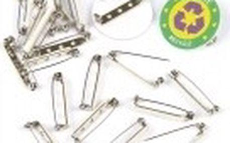 Samolepící špendlíky k výrobě placek (20 ks)