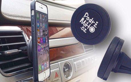 Magnetický držák na telefon do auta