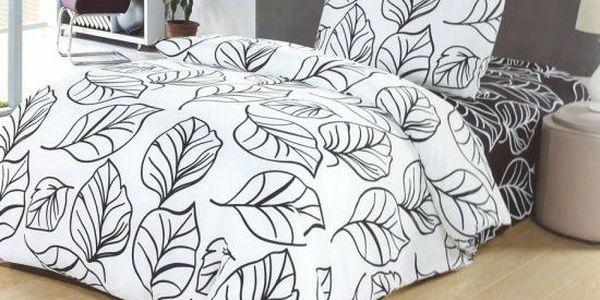NOVIA Povlečení Comfort+, bavlna, 2 dílné, 140x200 70x90