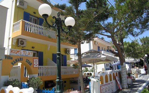 Řecko - Santorini na 12 dní, polopenze nebo snídaně s dopravou letecky z Prahy 60 m od pláže