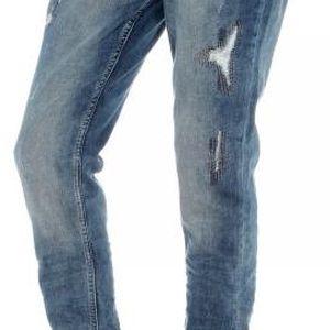 s.Oliver dámské jeansy 25/32 modrá