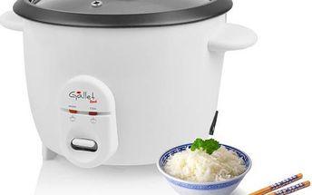 Rýžovar Gallet, se kterým se vám rýže nepřipeče