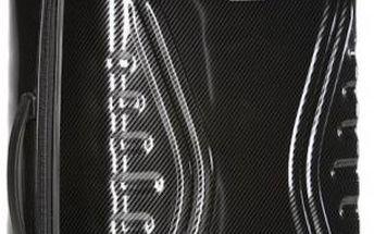 Sirocco Cestovní kufr T-1079/3-70 PET - carbon