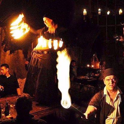 Středověké hody a zážitkový pobyt v Dětenicích