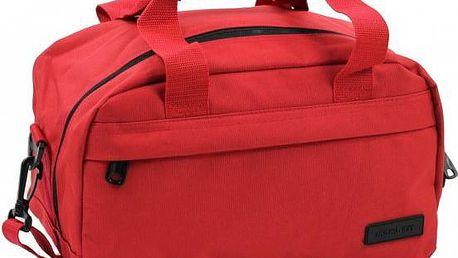 Member's Cestovní taška SB-0043 červená