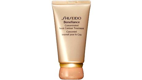 Shiseido BENEFIANCE Concentrated Neck Contour Treatment Péče o dekolt a krk 50ml pro ženy