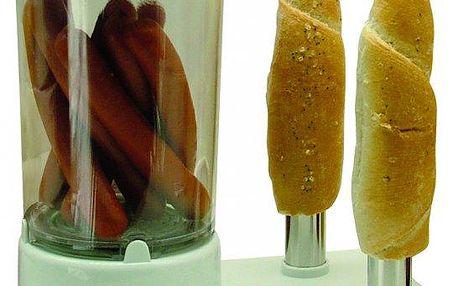 Hotdogovač Professor pro rychlou přípravu výborných hotdogů