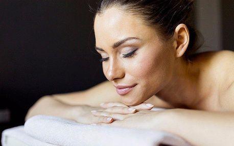 Hodinová blahodárná čínská masáž Tuina