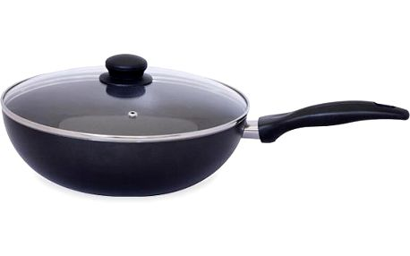 WOK pánev Carbon Black, 28 ml