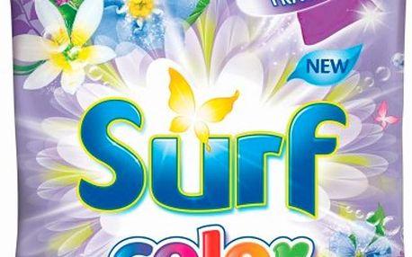 Surf Color Iris & Spring Rose prášek na praní 20 pracích dávek 1,4 kg