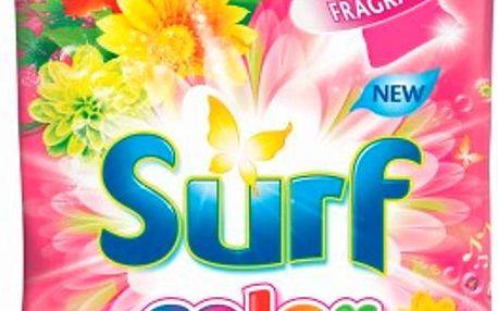 Surf Color Tropical Lily & Ylang Ylang prací prášek s aviváži 20 pracích dávek 1,4 kg