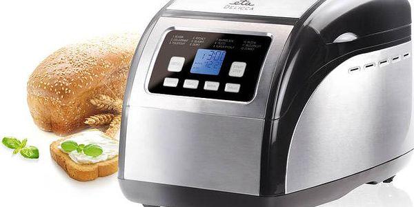 Domácí pekárna ETA s 12 programy na chleba i marmeládu