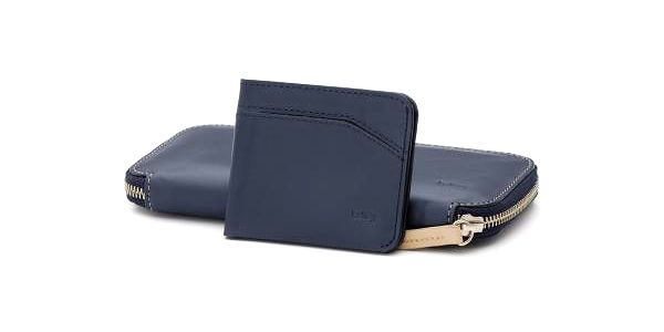 Kožený obal na telefon, bankovky a další nezbytnosti Bellroy Carry Out