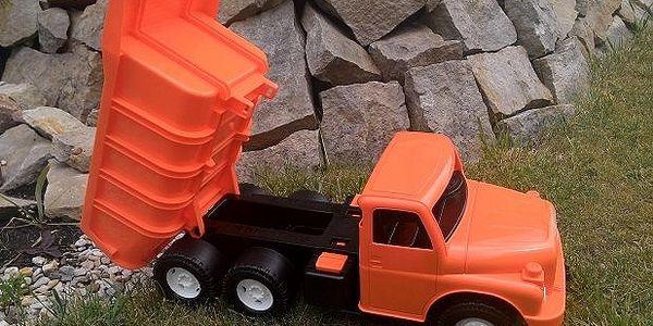 Dino Tatra 148 oranžová 73cm2