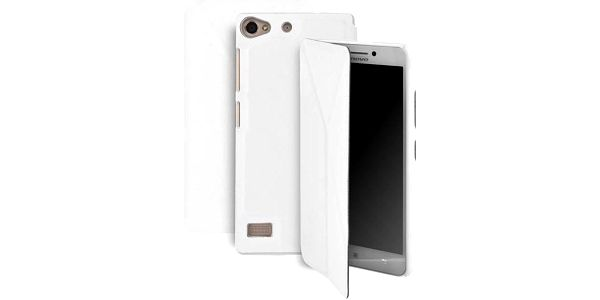 Pouzdro na mobil GoGEN pro Lenovo VIBE X2 (GOGCASEVIBEX2W) bílé