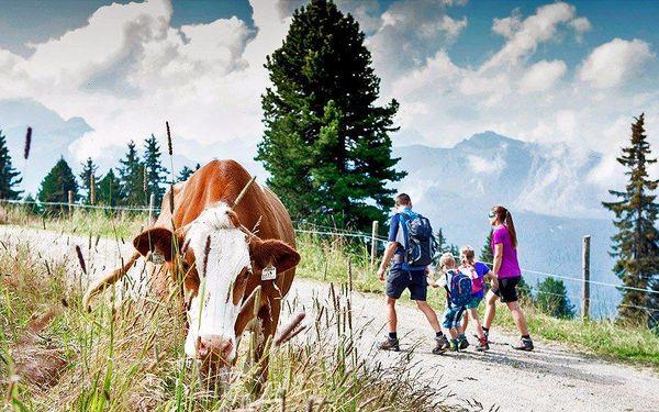 Rakouské Alpy s polopenzí + až 2 děti zdarma