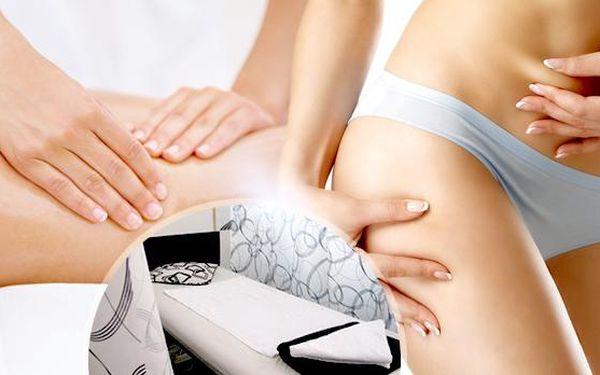 2hod. ruční lymfatická masáž včetně infračerveného ohřívání do hloubky a měření hodnot kondice!
