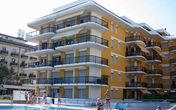 Itálie - Lido di Jesolo na 8 dní, bez stravy s dopravou vlastní 10 m od pláže