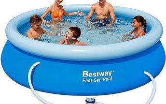 Bestway bazén s kartušovou filtrací 305 x 76 cm