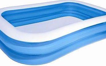 Bestway nafukovací bazén rodinný 262 x 175 x 51 cm
