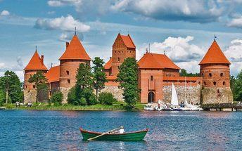 Zájezd do Litvy a Lotyšska: 2 noci se snídaní