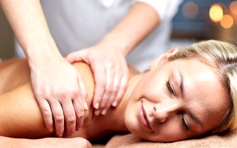 60minutová sportovní a regenerační masáž