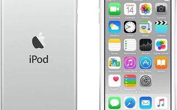 MP3 přehrávač Apple iPod touch 32GB (MKHX2HC/A) stříbrný