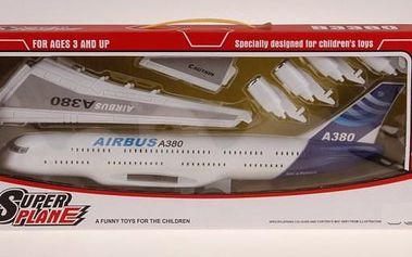Alltoys Letadlo A380