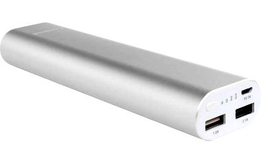 Coolpad EBC100C, 10400mAh (EBC100C) stříbrná + Doprava zdarma
