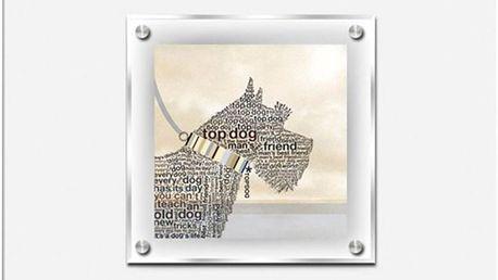 Obraz Scottie Dog, 50x50 cm - doprava zdarma!