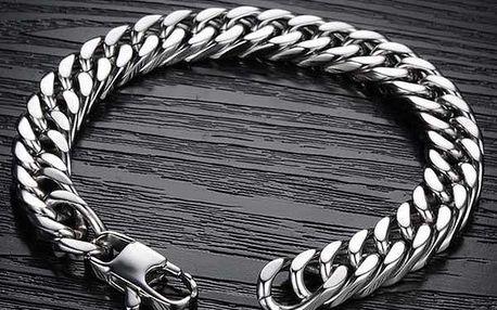 Pánský náramek - řetěz
