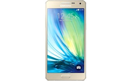 Samsung Galaxy A5 SM-A500F, Gold; SM-A500FZDUETL