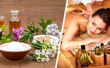 Hodinové hýčkání aromaterapeutickou masáží ramen, zad, šíje a nohou v Ostravě. Dopřejte si relaxační luxusní proceduru, která přináší uvolnění od následků stresu a dlouhodobého pracovního zatížení přírodní cestou.
