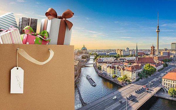 Zájezd na letní výprodeje do Berlína s prohlídkou města