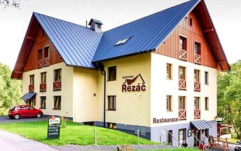 Pronájem apartmánů v Krkonoších až pro 4 osoby