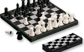 Cestovní magnetické šachy - dodání do 2 dnů