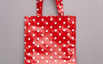 PRETTY COAT Nákupní taška malá